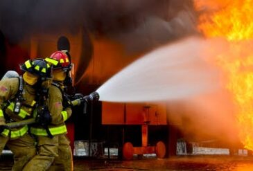 Fire And Water Damage Restoration Professionals